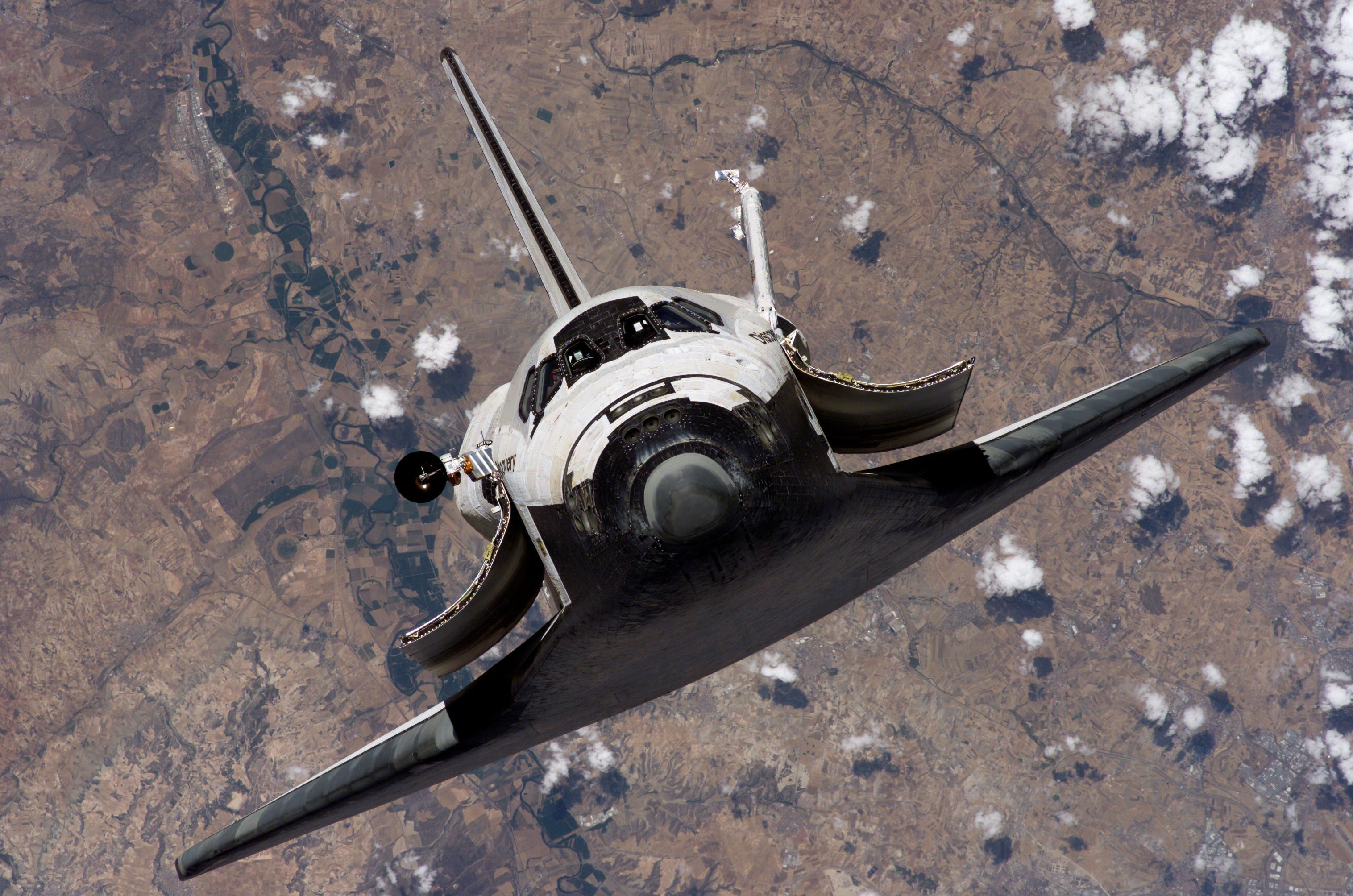 Space Shuttle Discovery, Space Shuttle HD Wallpapers