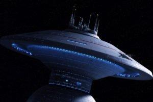 Star Trek Uss Voyager Borg Space Hd Wallpapers Desktop