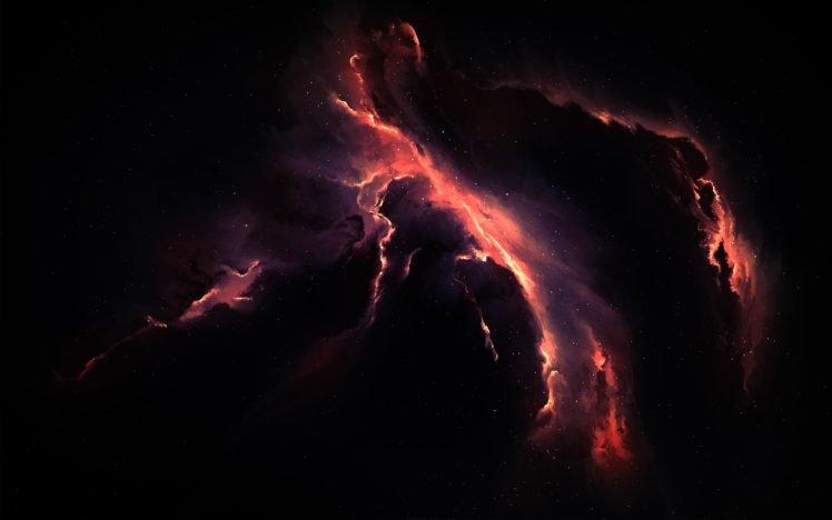 Starkiteckt, Space art, Nebula HD Wallpaper Desktop Background