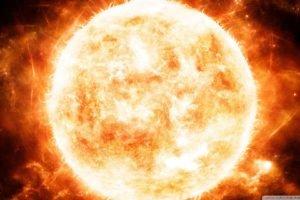 Sun, Digital art, Space art, Space