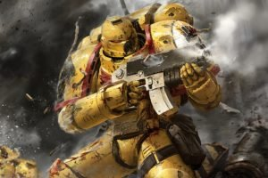 Warhammer 40, 000, Space marines, Imperial Fists