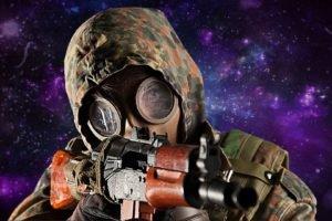 AK 47, Space
