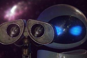 WALL·E, Eva, Pixar Animation Studios, Space