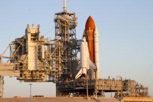 Space Shuttle Endeavour, NASA, Launch pads