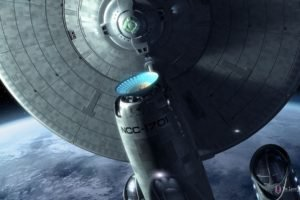 Star Trek, USS Enterprise (spaceship), Space