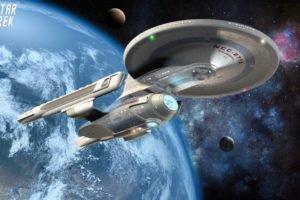 Star Trek, Spaceship, Space