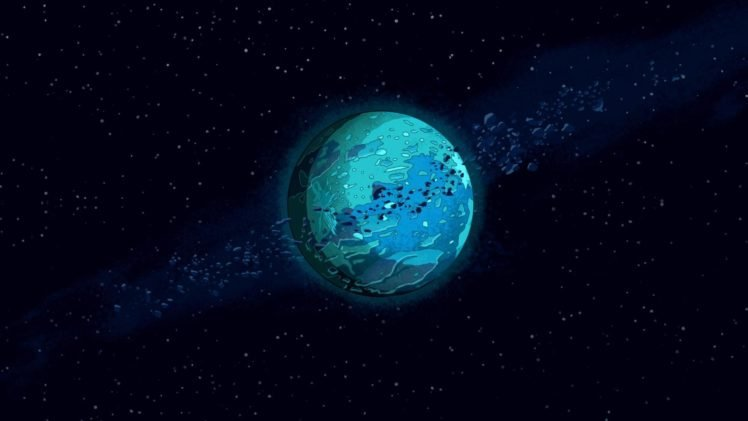 rick and morty space hd wallpapers desktop and mobile images photos