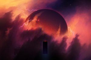 Christopher Balaskas, 2001: A Space Odyssey, Science fiction, Artwork