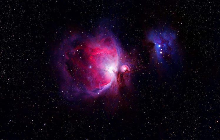Great Orion Nebula, Space, Universe HD Wallpaper Desktop Background