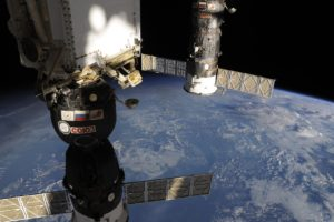 International Space Station, Roscosmos State Corporation, NASA, Progress, Soyuz, ESA