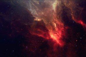 TylerCreatesWorlds, Space, Nebula, Space art