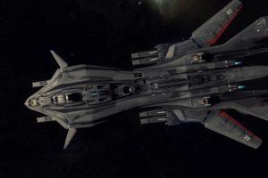 Star Citizen, Retaliator, Space, Spaceship, Robert Space Industries, Aegis Dynamics
