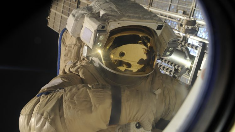 Roscosmos State Corporation, NASA, International Space Station HD Wallpaper Desktop Background