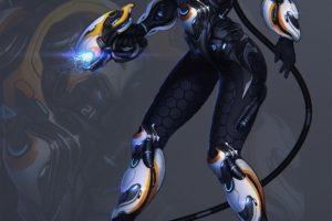 space suit, Legs, Simple background, Science fiction, Power suit, Weapon