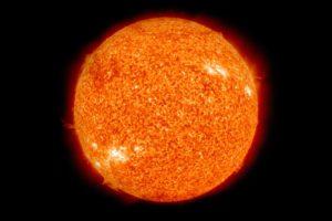 Sun, Space, Minimalism