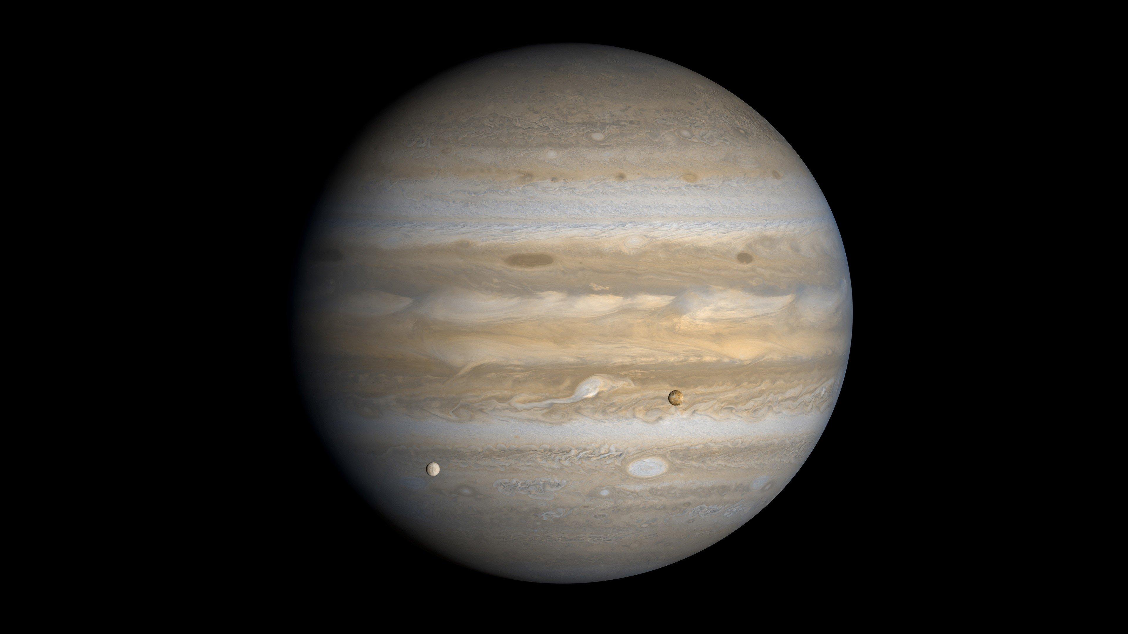 Jupiter space minimalism hd wallpapers desktop and - Jupiter wallpaper ...