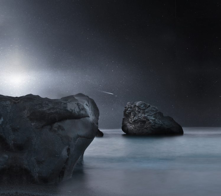 3D, Space, Stars HD Wallpaper Desktop Background