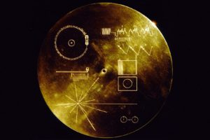 Voyager Golden Record, Voyager, Space