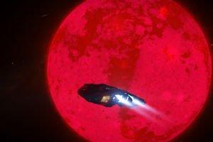 Elite: Dangerous, Space, Stars, Spaceship, Orbital Stations