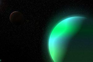 space, Planet, Artwork, Universe, Space art