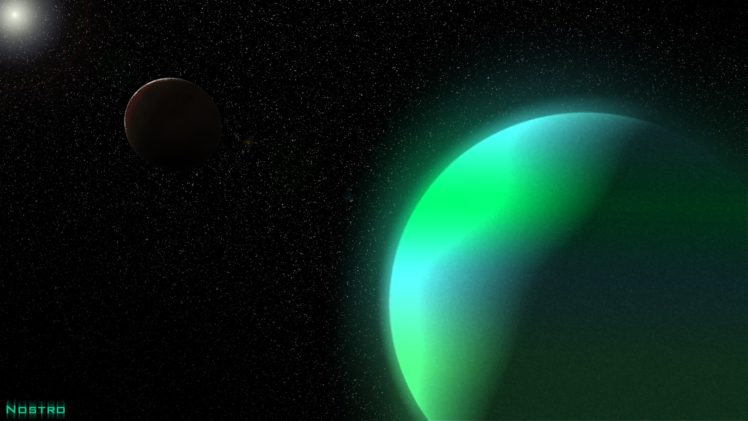 space, Planet, Artwork, Universe, Space art HD Wallpaper Desktop Background