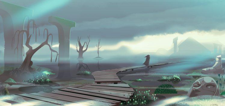 artwork, Fantasy art, Steven Universe HD Wallpaper Desktop Background
