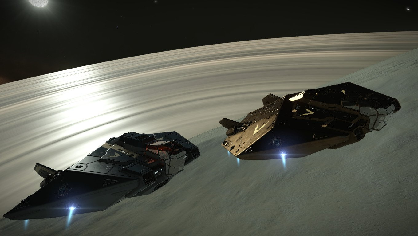 Elite: Dangerous, Stars, Space, Spaceship, Planet HD