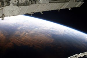 spaceship, Space