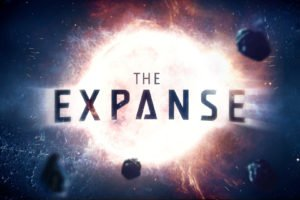 the expanse, Science fiction, Typography, Space