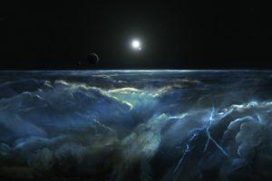 space, Nebula, Universe