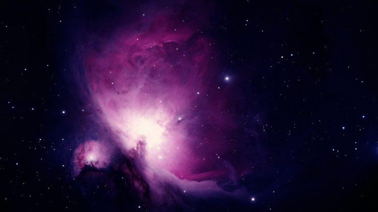 space, Nebula, Stars HD Wallpaper Desktop Background