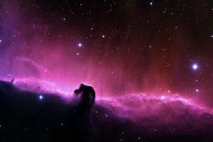 stars, Space, Horsehead Nebula, Nebula