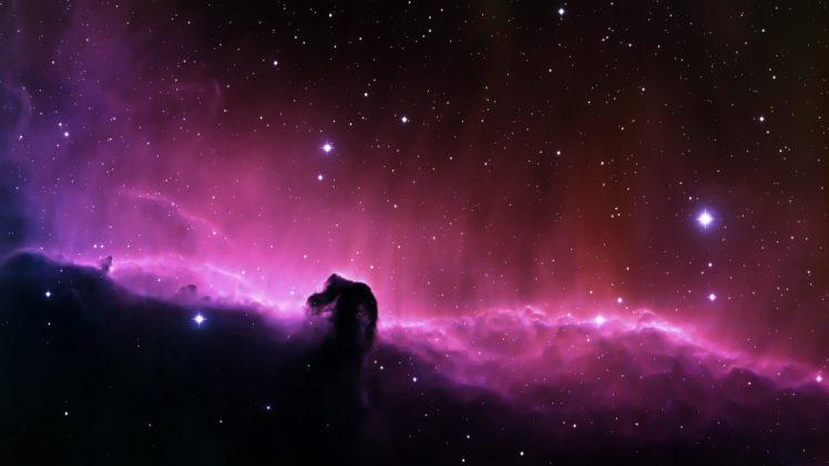 stars, Space, Horsehead Nebula, Nebula HD Wallpaper Desktop Background