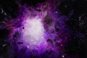 space, Nebula, Universe, Space art
