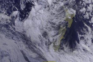 Meteor M N2, Satellite imagery, New Zealand, Space