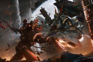 Warhammer 40, 000, Fighting, Chaos Space Marine