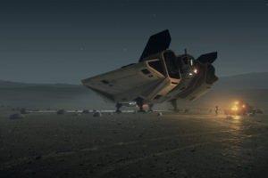 Elite: Dangerous, Space, Science fiction