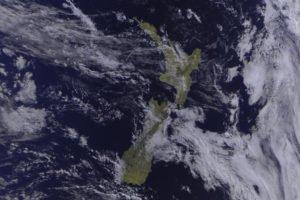 New Zealand, Space, Meteor M N2, Satellite imagery