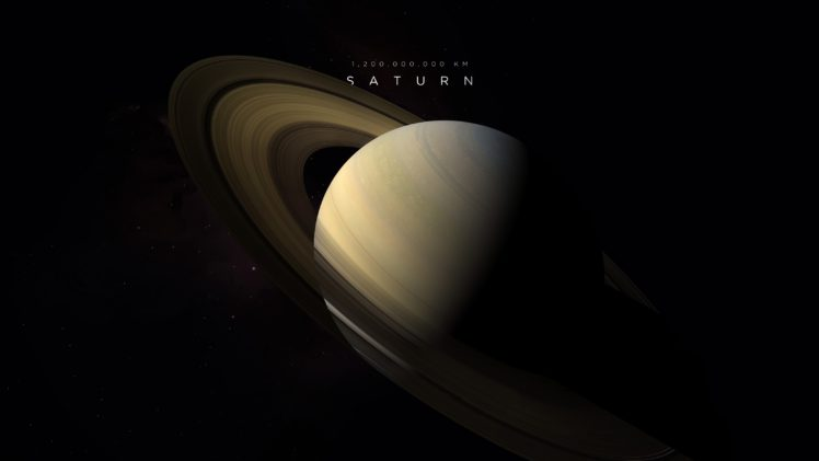 Saturn, Space, Universe, Stars, Planet HD Wallpapers