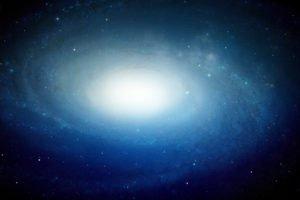 galaxy, Universe, Stars, Nebula, Night