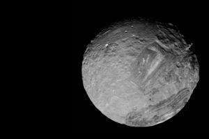space, Moon, Neptune