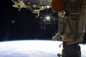 Roscosmos, NASA, International Space Station