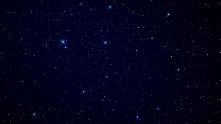 space, Stars HD Wallpaper Desktop Background