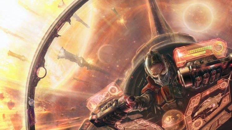 science fiction, Space HD Wallpaper Desktop Background