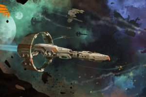 science fiction, Space, EVE Online