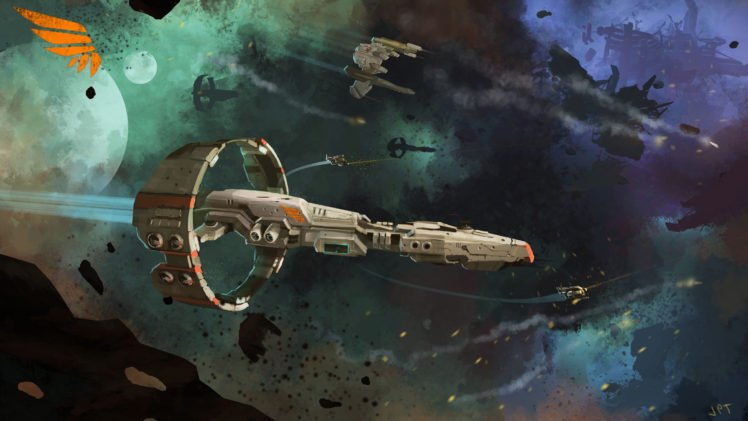 science fiction, Space, EVE Online HD Wallpaper Desktop Background