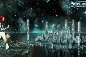 Klayton, City, Space, Science fiction, Wish Upon a Blackstar