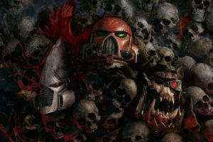 Warhammer 40, 000: Dawn of War  III, Warhammer 40, 000, Warhammer, Space marines, Eldar, Ork, Dawn of War 3