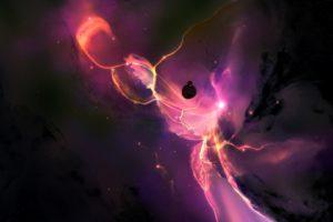 nebula, Space, Universe