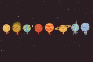 space, Stars, Sun